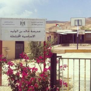 #bt3rf? Pupils in the Jordan Valley spent a week unable…