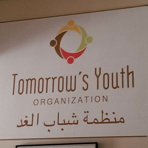 Members of our R2E team visited Tomorrows Youth Organisation (TYO)…