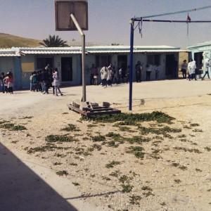 Yesterday #Right2Edu visited Kaabna Bedouin School near #Jericho. This school…
